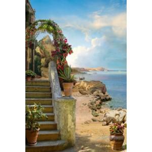 Фреска пейзаж 490126