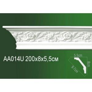 Карниз полиуретановый AA014U