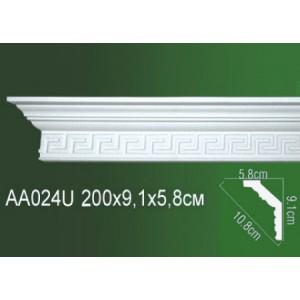 Карниз полиуретановый AA024U