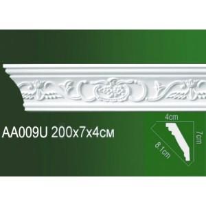 Карниз полиуретановый AA009U