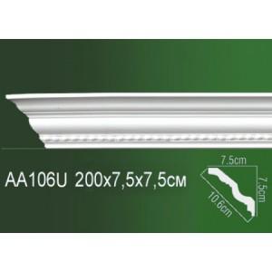 Карниз полиуретановый AA106U