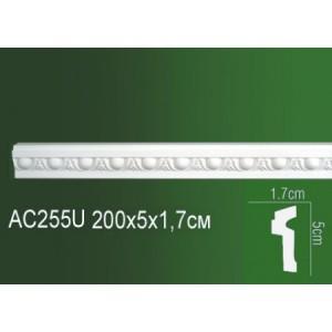 Молдинг полиуретановый AC255U