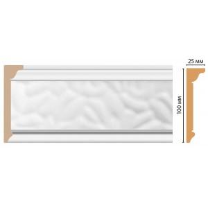 Карниз потолочный DECOMASTER D215-114 (100*25*2400)