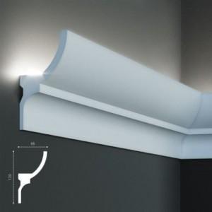 KF 714 (2м) Карниз для скрытой подсветки в Орле