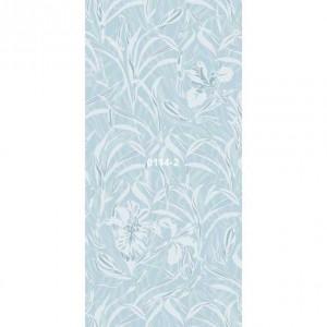Панель ПВХ  0114-2 цветная.орхидея голубая в Орле