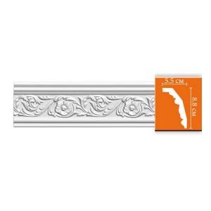 95323 потолочный плинтус с орнаментом DECOMASTER в Орле