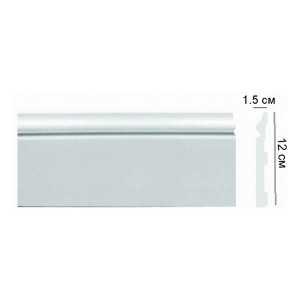 Плинтус нарольный HD 2м HS CF 12 (13)