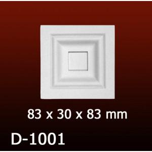 Дверной декор D1001 (83*30*83) OptimalDecor
