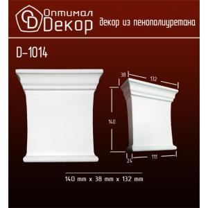 Дверной декор D1014(140*138*32) OptimalDecor в Орле