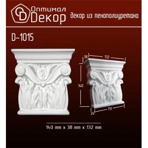 Дверной декор D1015(140*138*32) OptimalDecor в Орле