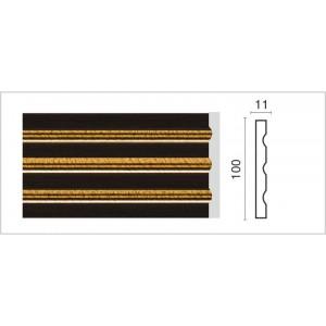 D201G-B Пилястра цветная  Декор  Дизайн в Орле