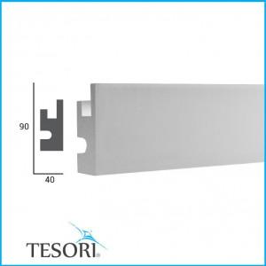 Профиль для светодиодной подсветки KD 301