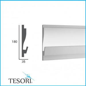 Профиль для светодиодной подсветки KD 405
