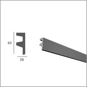 Карниз гибкий для светодиодной подсветки KF 501 в Орле