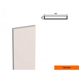 Пилястра ПЛВ - 500/2 (тело)