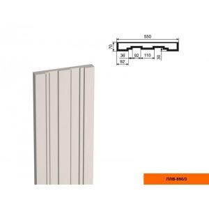 Пилястра ПЛВ - 550/3 (тело) в Орле
