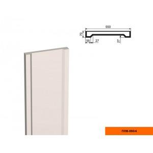 Пилястра ПЛВ - 550/4 (тело) в Орле