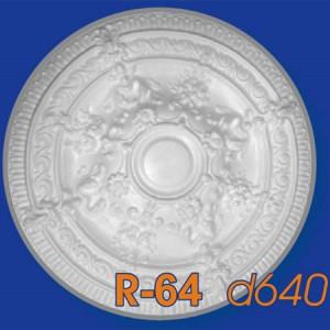 Потолочная розетка R64 в Орле