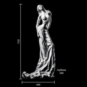 Статуя Танцовщица ST-011