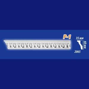 Плинтус потолочный инжекционный Kenopol Р1 в Орле