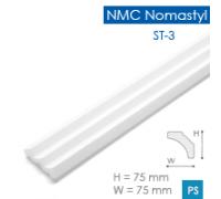 Потолочный плинтус из пенопласта NMC Nomastyl ST3 в Орле