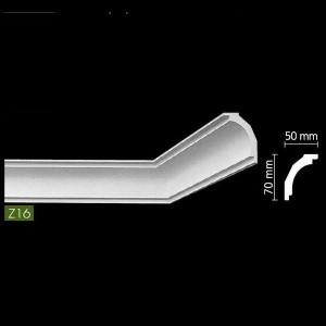 Гладкий потолочный профиль Z16 в Орле