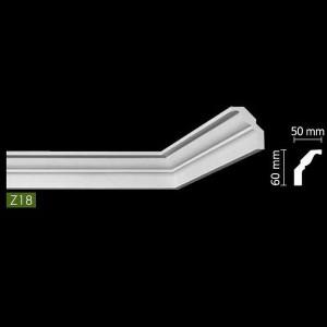 Гладкий потолочный профиль Z18 в Орле