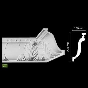 Потолочный профиль с рисунком Z7