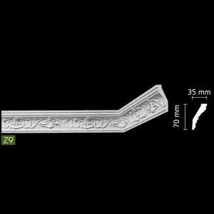 Потолочный профиль с рисунком Z9