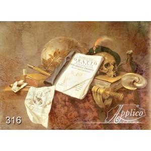 Фреска сюжет фр0316 в Орле