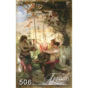 Фреска сюжет фр0506 в Орле