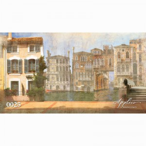 Фреска классический пейзаж фр0025 в Орле