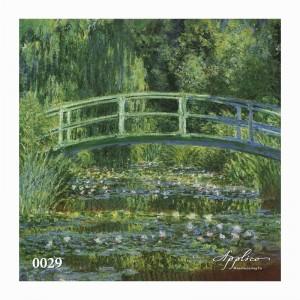 Фреска классический пейзаж фр0029 в Орле