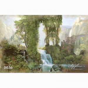 Фреска классический пейзаж фр0036 в Орле