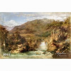 Фреска классический пейзаж фр0041 в Орле