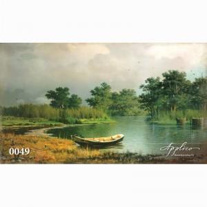 Фреска классический пейзаж фр0049 в Орле