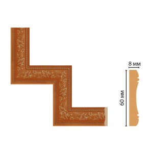 Декоративный угловой элемент 186-1-53 (300*300) в Орле