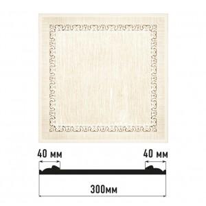 Декоративная панно D30-7D (300*300)