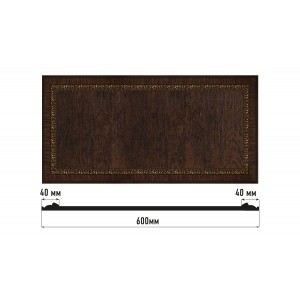 Декоративное панно D3060-1 (600*300)
