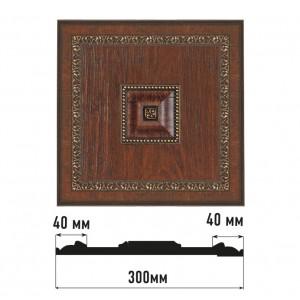 Декоративное панно D31-2 (300*300)