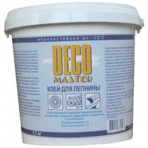 Клей акриловый Decomaster PU 1700